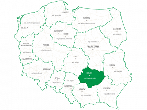 Magazyny Kielce