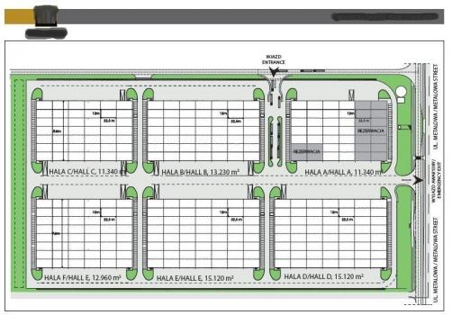 Waimea Logistic Park Stargard