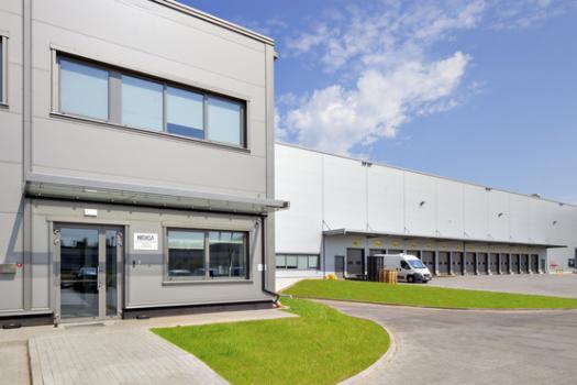GLP Łódź Logistics Centre