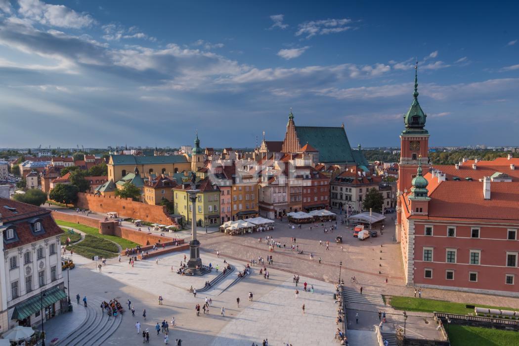Mazowieckie / Warszawa
