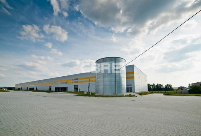 Witek Airport Logistic Centre,Kraków