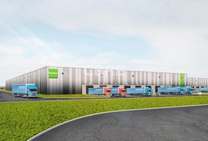 GLP Wrocław V Logistics Centre,Wroclaw
