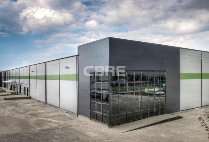 Lubelskie Centrum Logistyczne Go East,Lublin