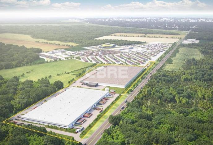 Hillwood Słubice Logistic Center,Świecko